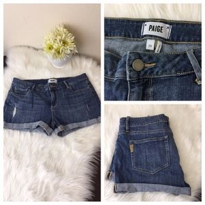 Paige Jeans jimmy Jimmy distressed short
